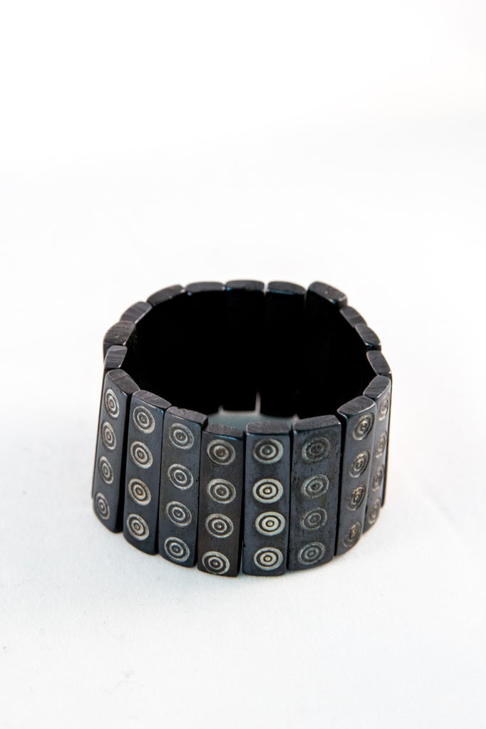 Oni Bracelet - Black & White