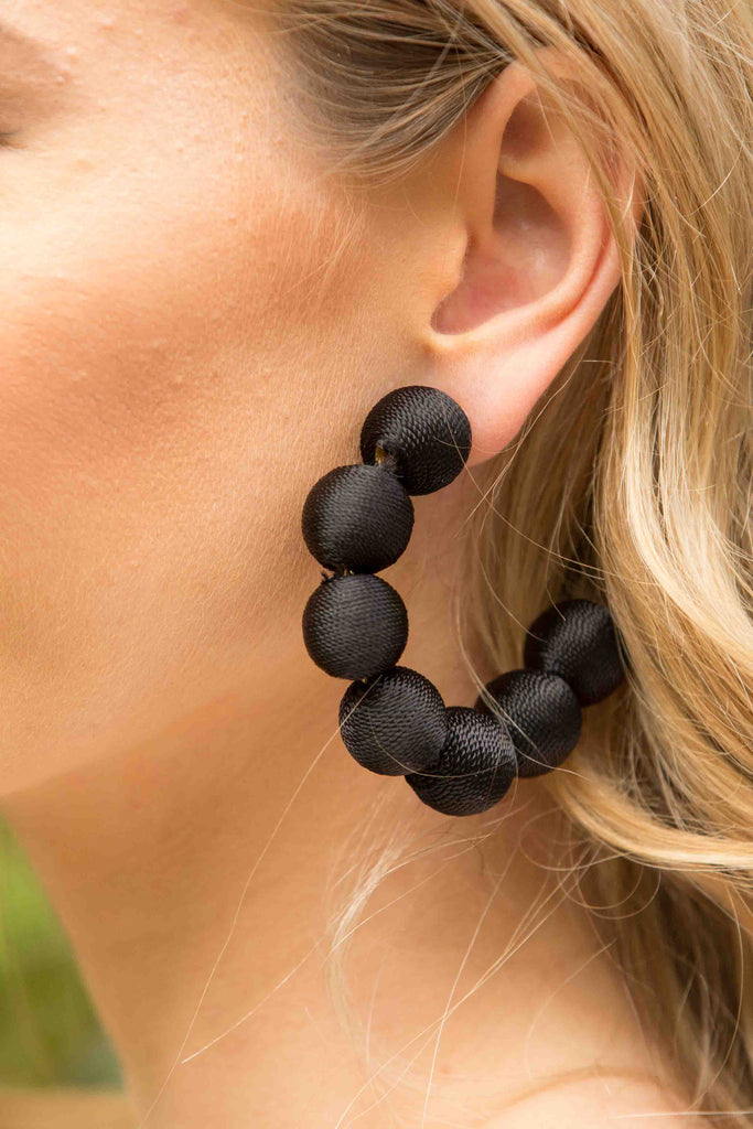 Mavi Earring - Black