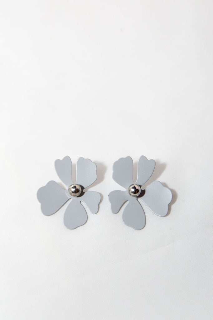 Lucy Earring - Grey