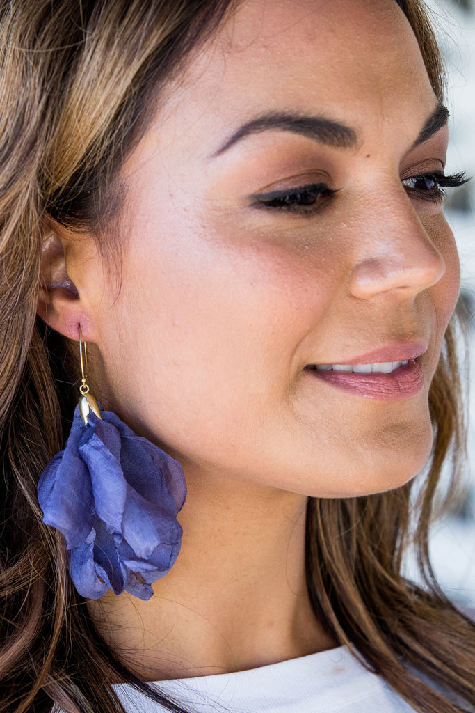 Florence Earring - Blue