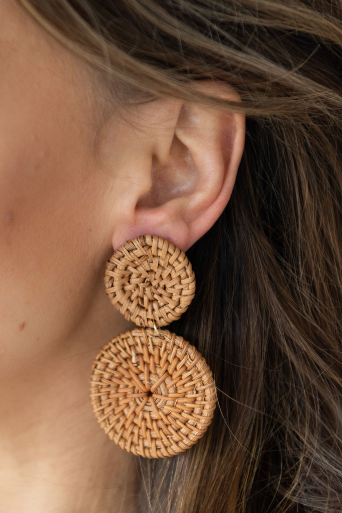 Myla Earring - Natural