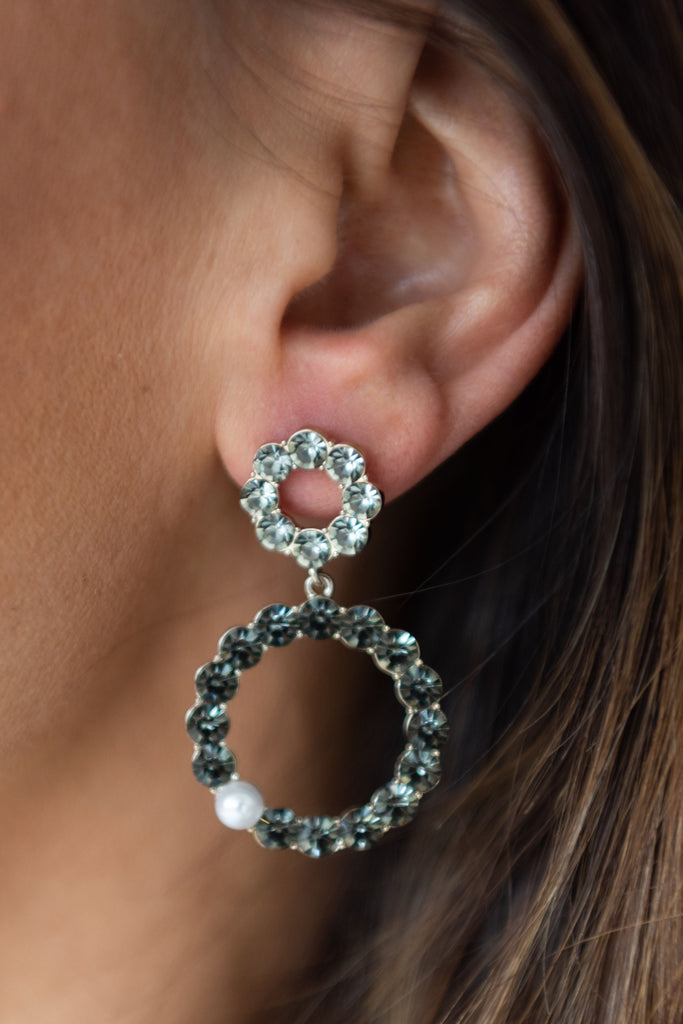 Thea Earring - Black