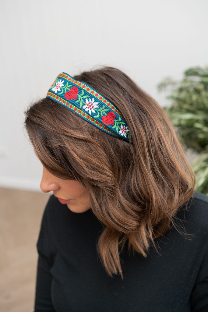Poppy Headband Multi