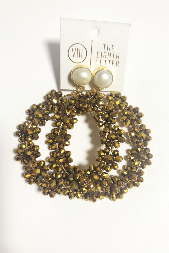 Lesty Earring - Gold