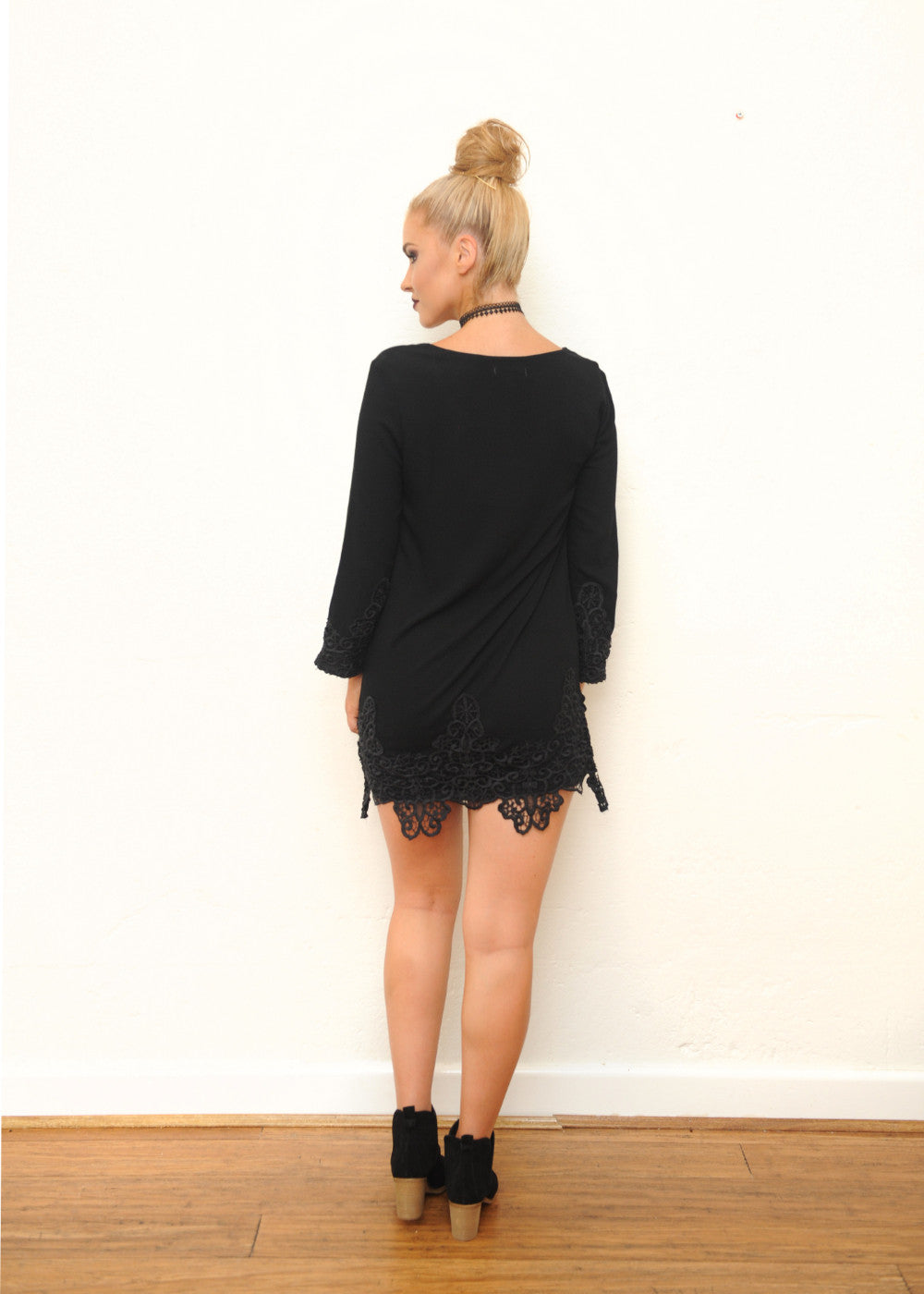 Fern Dress - Black