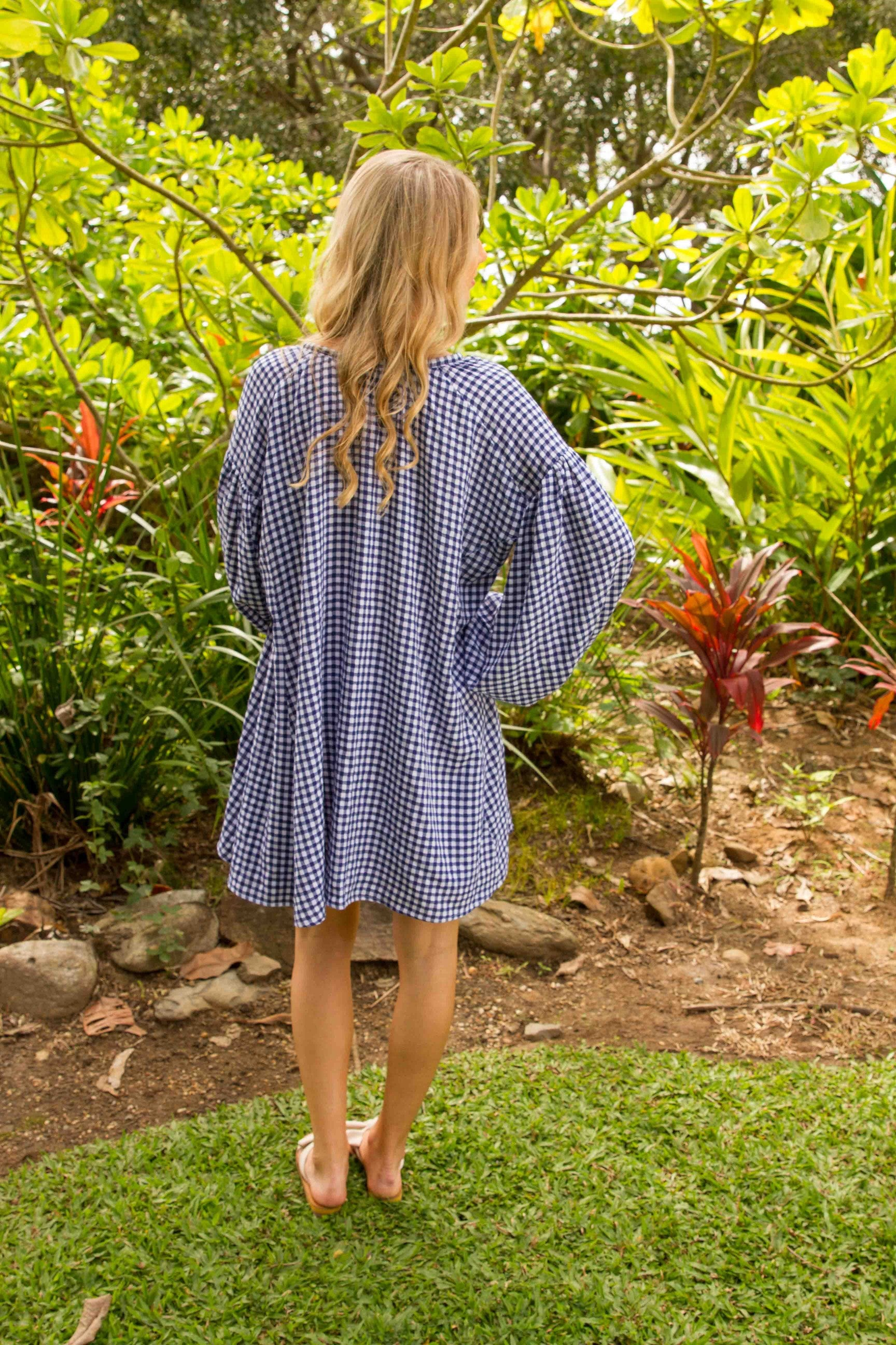 ALOHA SHIRT / DRESS