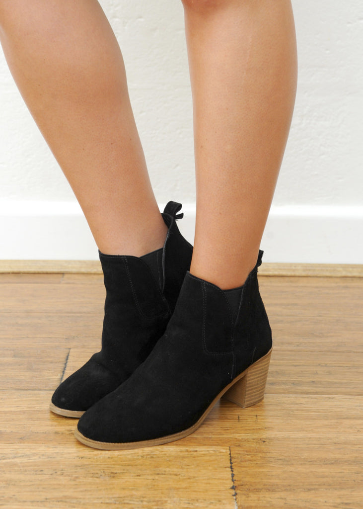 Bear Boot - Midnight Black