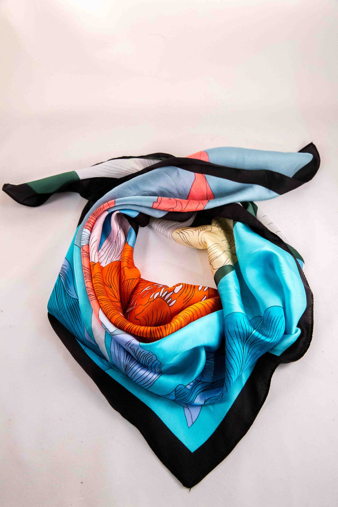 Posey Scarf - Bright