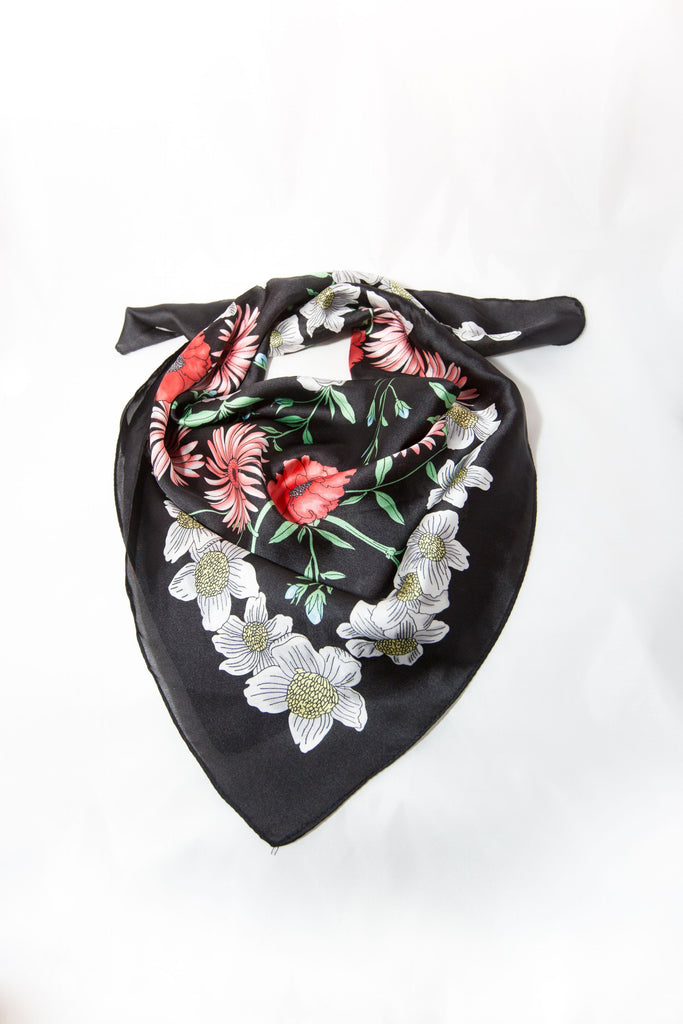 Bloom Scarf - Multi