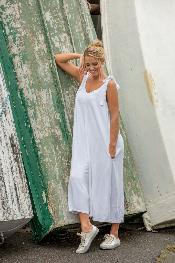 EDEN JUMPSUIT - Cloud