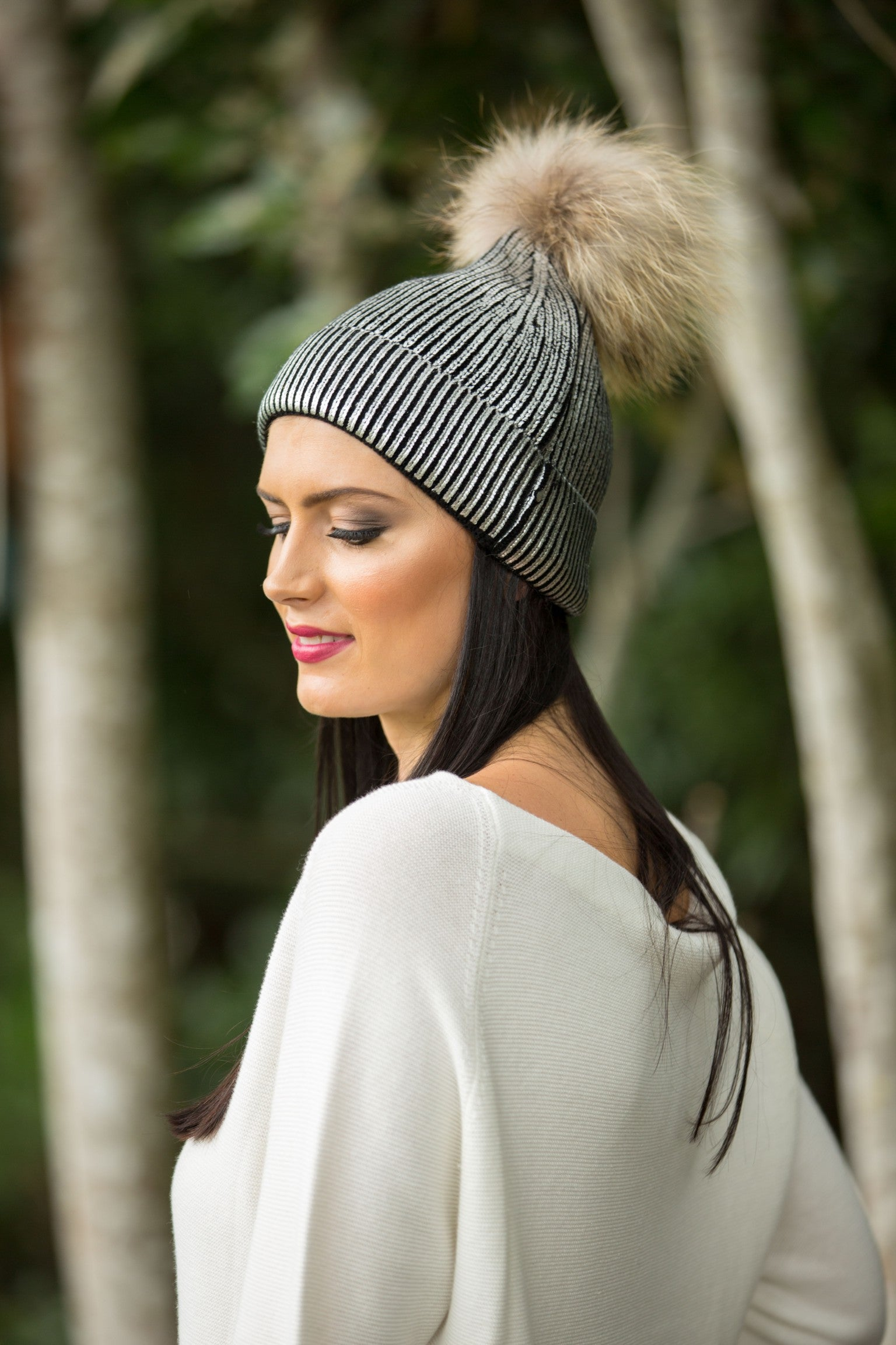 Jagger Beanie - Pewter