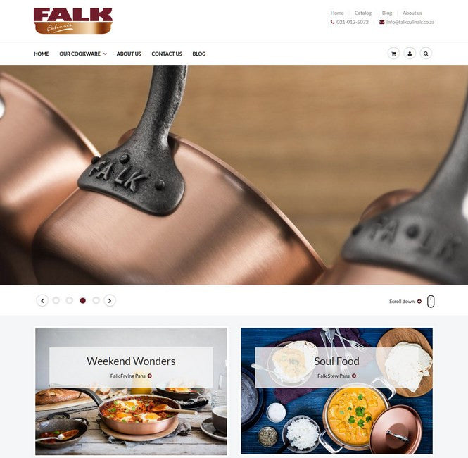 New Fully Responsive Site Launched