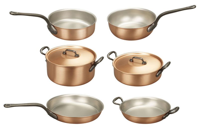 8 Piece Falk Chef's Set -  Classical Range - Falk Culinair South Africa