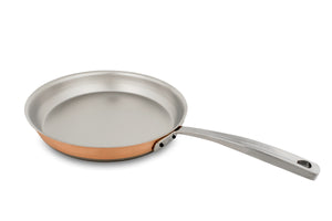 28cm Falk Copper Frying Pan - Induction Range - Falk Culinair South Africa