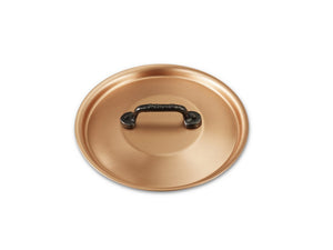 18cm Falk Copper Lid - Classical Range - Falk Culinair South Africa