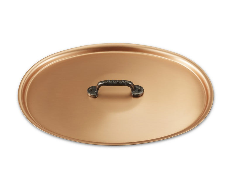 Falk Culinair South Africa - 30 x 20cm Falk Copper Lid - Classical Range