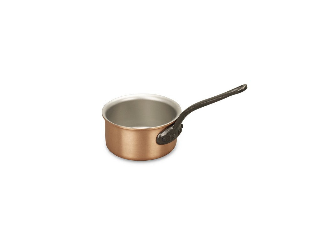 10cm Falk Copper Saucepan - Classical Range - Falk Culinair South Africa