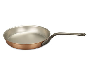 28cm Falk Copper Frying Pan - Classical Range - Falk Culinair South Africa