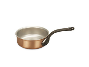 16cm Falk Copper Saute Pan - Classical Range - Falk Culinair South Africa