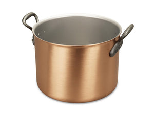 24cm Falk Copper Cauldron - Classical Range - Falk Culinair South Africa