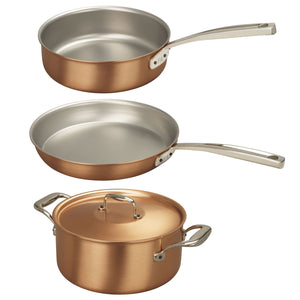 4 Piece Falk Stovetop Set -  Signature Range - Falk Culinair South Africa