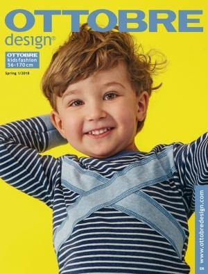 Ottobre Design Magazine - Kids Spring 2018 (English)