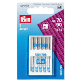 Prym sewing machine needles for Jersey, 130/705, 70-90 (pack of 5)-Accessories-Jelly Fabrics