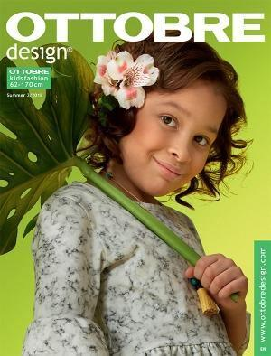 Ottobre Design Magazine - Kids Summer 2018 (English)