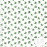 Organic Cotton Jersey Fabric - Clover by Allgots