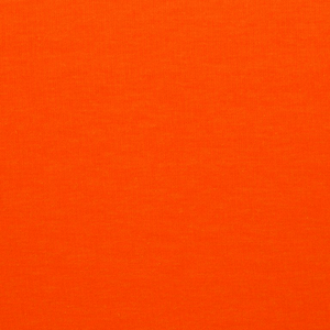 Rib Knit - Neon Orange tubular ribbing-Rib Knit-Jelly Fabrics