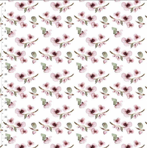 5% OFF - Bolt End 0.47m - Organic Cotton Jersey Fabric - Only Vera