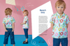 Ottobre Design Magazine - Kids Summer 2019 (English)-Accessories-Jelly Fabrics