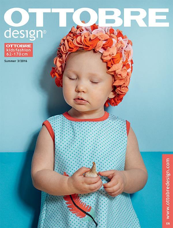 Ottobre Design Magazine - Kids Summer 2016 (English)