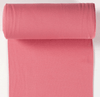 Rib Knit - Bubblegum Pink tubular ribbing-Rib Knit-Jelly Fabrics