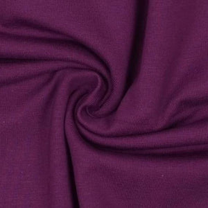 Jersey Fabric - Solid Purple-Jersey Fabric-Jelly Fabrics