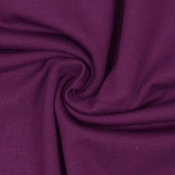 Jersey Fabric - Solid Purple