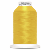 Gutermann Overlock Yarn - Bulky-Lock 80 : 1000 M Bright Yellow (417)-Thread-Jelly Fabrics