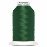 Gutermann Overlock Yarn - Bulky-Lock 80 : 1000 M Dark Green (340)-Thread-Jelly Fabrics