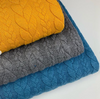 BOLT PRE-ORDER - Cable Knit Jacquard Jersey Fabric-Jacquard-Jelly Fabrics
