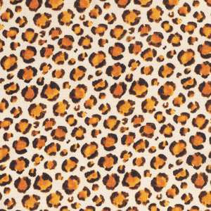 Double Gauze Fabric - Cheetah Spots-Muslin Fabric-Jelly Fabrics
