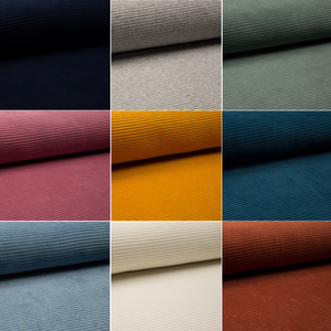 BOLT PRE-ORDER - Wide Stretch Corduroy Jersey Fabric