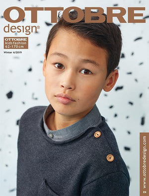 Ottobre Design Magazine - Kids Winter 2019 (English)-Accessories-Jelly Fabrics