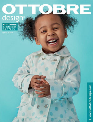 Ottobre Design Magazine - Kids Spring 2019 (English)