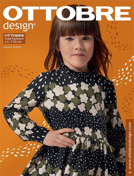 Ottobre Design Magazine - Kids Autumn 2018 (English)