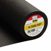Vlieseline Iron-On Fusible Interfacing - Medium-weight Standard H250 (Black)-Interfacing-Jelly Fabrics