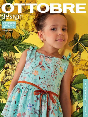 Ottobre Design Magazine - Kids Summer 2019 (English)