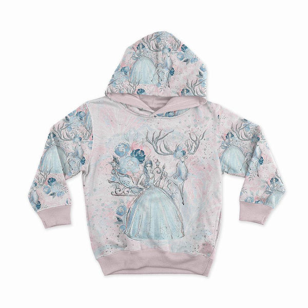 PRESALE!!! - Sweatshirt Knit - Snow Queen