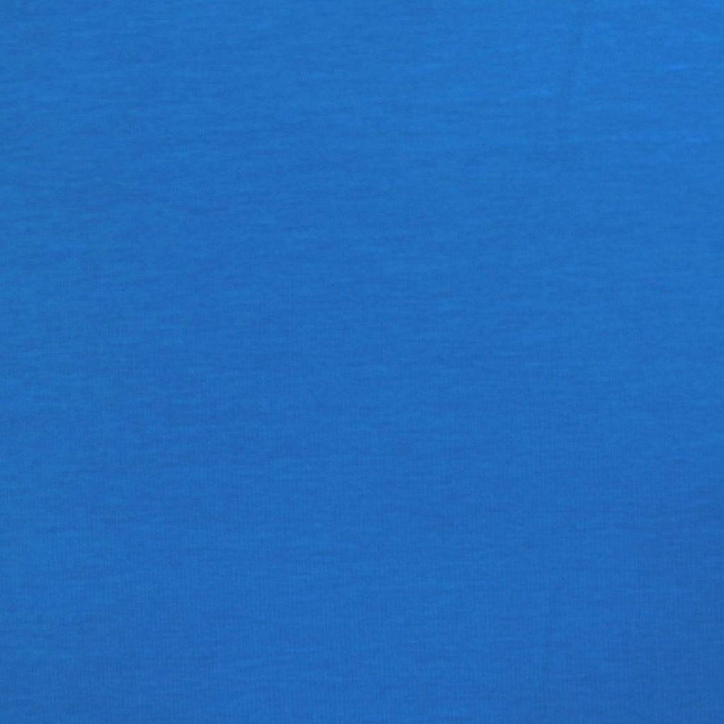 Jersey Fabric - Solid Blue