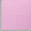 Jersey Fabric - Pink with White Stripes-Jersey Fabric-Jelly Fabrics
