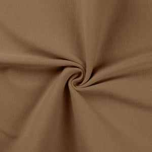 Jersey Fabric - Solid Taupe-Jersey Fabric-Jelly Fabrics
